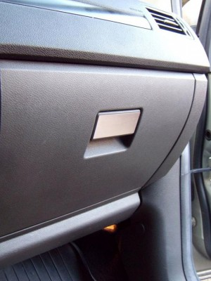 FORD KUGA GLOVE BOX HANDLE COVER - Quality interior & exterior steel car accessories and auto parts