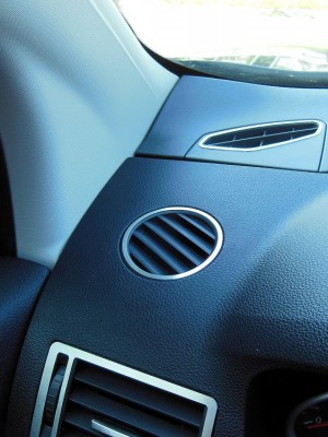 FORD KUGA DEFROST VENT COVER - Quality interior & exterior steel car accessories and auto parts