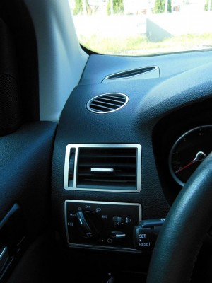 FORD KUGA AIR VENT COVER - Quality interior & exterior steel car accessories and auto parts