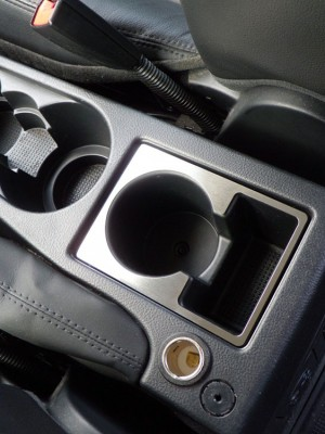 LAND ROVER FREELANDER CUP HOLDER COVER - Quality interior & exterior steel car accessories and auto parts