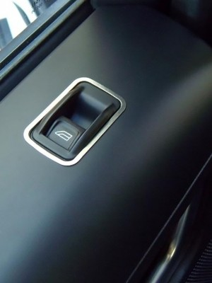 LAND ROVER FREELANDER DOOR SWITCHES COVER - Quality interior & exterior steel car accessories and auto parts