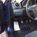 MAZDA 3 FOOTREST - Quality interior & exterior steel car accessories and auto parts