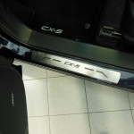 MAZDA CX-5 DOOR SILLS - Quality interior & exterior steel car accessories and auto parts