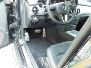 MERCEDES GLK FOOTREST - Quality interior & exterior steel car accessories and auto parts