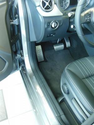 MERCEDES B FOOTREST - Quality interior & exterior steel car accessories and auto parts
