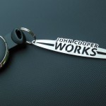 MINI KEYRING - Quality interior & exterior steel car accessories and auto parts