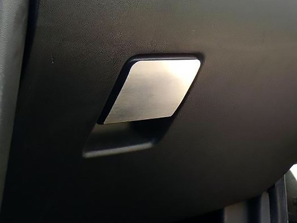 OPEL VECTRA SIGNUM GLOVE BOX HANDLE COVER - Quality interior & exterior steel car accessories and auto parts