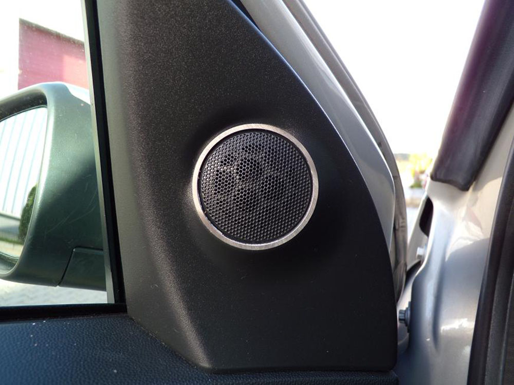 OPEL ASTRA ZAFIRA TWEETER SPEAKER COVER - Quality interior & exterior steel car accessories and auto parts