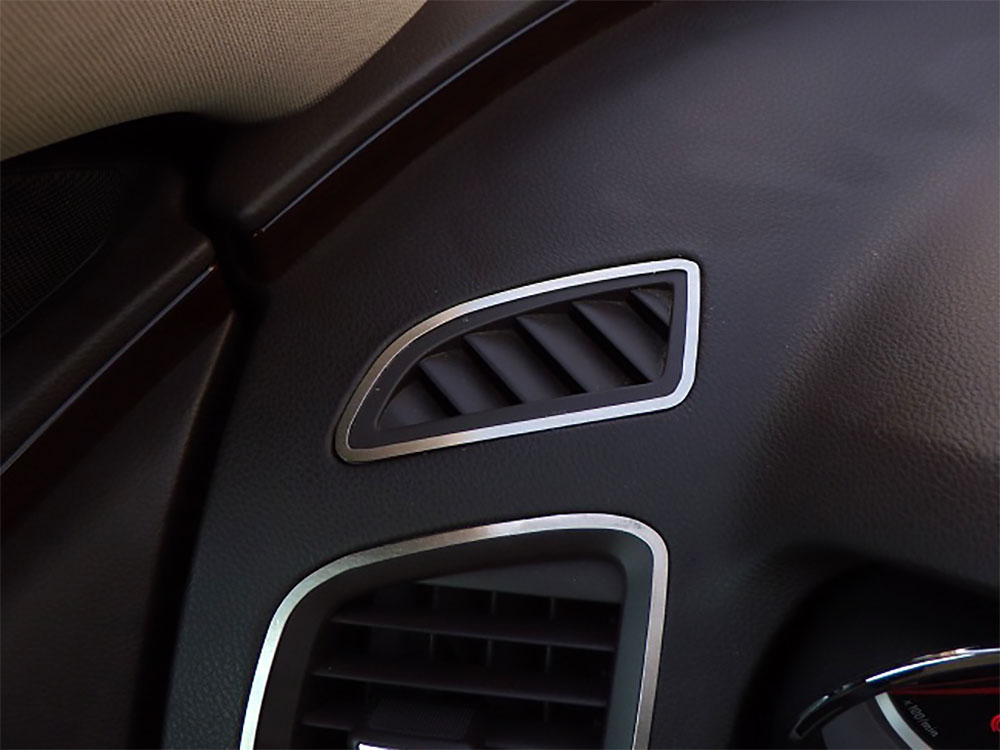 OPEL INSIGNIA DEFROST VENT COVER - Quality interior & exterior steel car accessories and auto parts