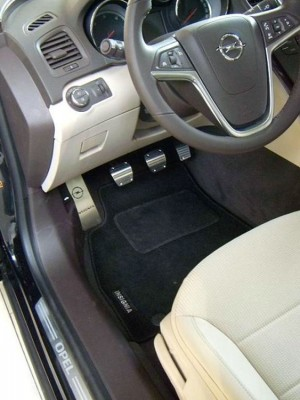 OPEL INSIGNIA FOOTREST - Quality interior & exterior steel car accessories and auto parts
