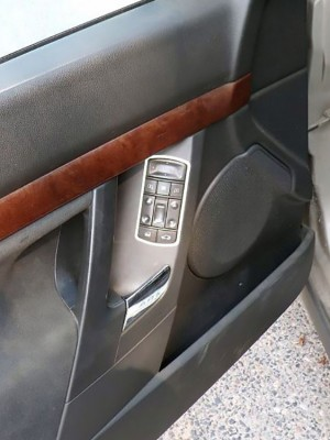 OPEL VECTRA SIGNUM DOOR CONTROL COVER - Quality interior & exterior steel car accessories and auto parts