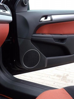OPEL ASTRA SPEAKER COVER - Quality interior & exterior steel car accessories and auto parts