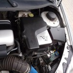 PEUGEOT 206 BATTERY CASE COVER - Quality interior & exterior steel car accessories and auto parts