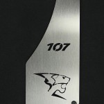 PEUGEOT 107 FOOTREST - Quality interior & exterior steel car accessories and auto parts
