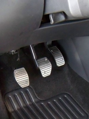 PEUGEOT 207 307 308 208 PEDALS - Quality interior & exterior steel car accessories and auto parts