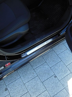 PEUGEOT 301 DOOR SILLS - Quality interior & exterior steel car accessories and auto parts