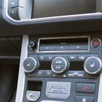 RANGE ROVER EVOQUE CD PLAYER COVER - Quality interior & exterior steel car accessories and auto parts