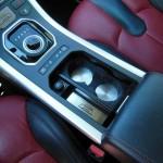 RANGE ROVER EVOQUE CENTER STORAGE EMBLEM COVER - Quality interior & exterior steel car accessories and auto parts