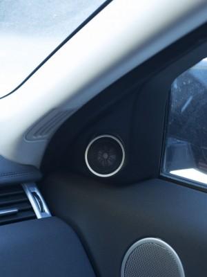 RANGE ROVER EVOQUE TWEETER COVER - Quality interior & exterior steel car accessories and auto parts