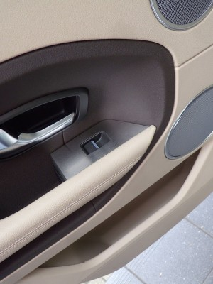 RANGE ROVER EVOQUE DOOR CONTROL PANEL COVER - Quality interior & exterior steel car accessories and auto parts