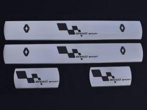 RENAULT CLIO III IV DOOR SILLS 2