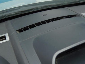RENAULT MEGANE II DEFROST VENT COVER - Quality interior & exterior steel car accessories and auto parts