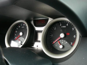 RENAULT MEGANE II DISPLAY AND INDICATORS COVER - Quality interior & exterior steel car accessories and auto parts