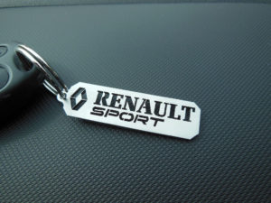 RENAULT KEYRING - Quality interior & exterior steel car accessories and auto parts
