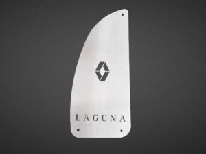 RENAULT LAGUNA FOOTREST - - Quality interior & exterior steel car accessories and auto parts