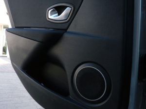 RENAULT MEGANE III SPEAKER COVER - Quality interior & exterior steel car accessories and auto parts