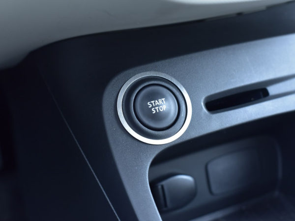RENAULT CAPTUR ENGINE START STOP COVER - Quality interior & exterior steel car accessories and auto parts