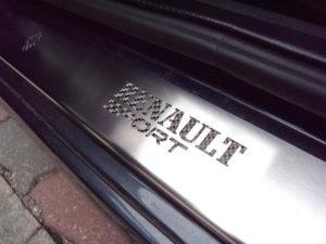 RENAULT CLIO III IV DOOR SILLS - Quality interior & exterior steel car accessories and auto parts