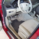 RENAULT FLUENCE PEDALS AND FOOTREST - Quality interior & exterior steel car accessories and auto parts
