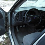SAAB 9-3 PEDALS AND FOOTREST - Quality interior & exterior steel car accessories and auto parts
