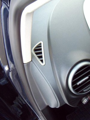 SEAT LEON DEFROST VENT COVER - Quality interior & exterior steel car accessories and auto parts
