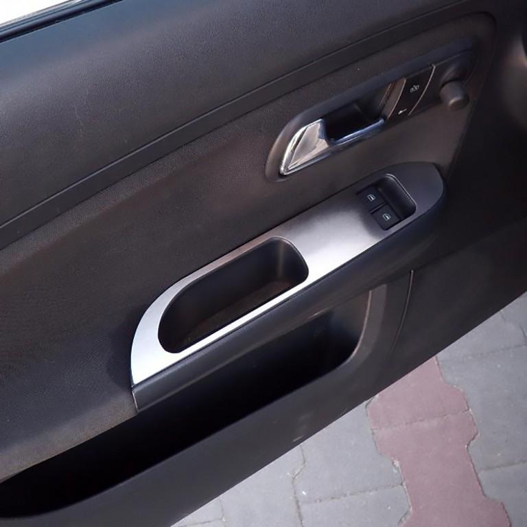SEAT IBIZA CORDOBA DOOR CONTROL PANEL COVER - Quality interior & exterior steel car accessories and auto parts