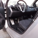 SMART FORTWO PEDALS AND FOOTREST - Quality interior & exterior steel car accessories and auto parts