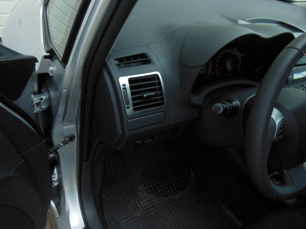 TOYOTA AURIS AIR VENT COVER - Quality interior & exterior steel car accessories and auto parts