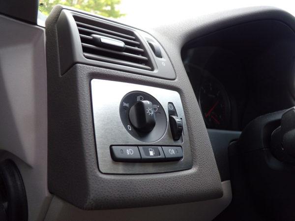 VOLVO S40 V50 C30 C70 DIM LIGHT COVER - Quality interior & exterior steel car accessories and auto parts