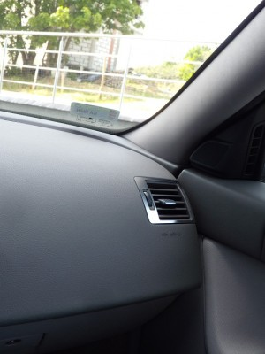 VOLVO S40 V50 C30 C70 AIR VENT COVER - Quality interior & exterior steel car accessories and auto parts