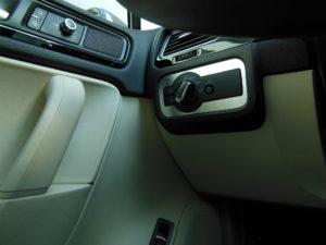 VW TOUAREG DIM LIGHT CONTROL COVER - Quality interior & exterior steel car accessories and auto parts