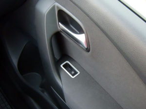 VW POLO V DOOR CONTROL PANEL COVER - Quality interior & exterior steel car accessories and auto parts