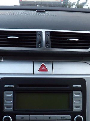 VW PASSAT B6 AIR VENT COVER - Quality interior & exterior steel car accessories and auto parts