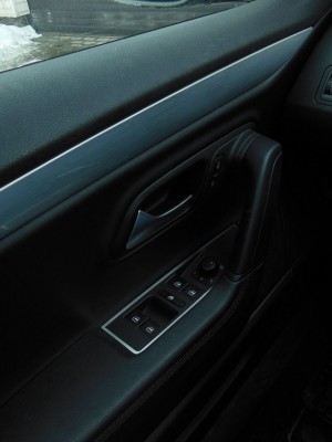 VW PASSAT B6 DOOR CONTROL PANEL COVER - Quality interior & exterior steel car accessories and auto parts