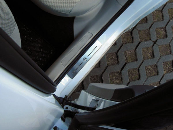 VW GOLF VII DOOR SILLS - Quality interior & exterior steel car accessories and auto parts