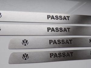 VW PASSAT B6 DOOR SILLS - Quality interior & exterior steel car accessories and auto parts