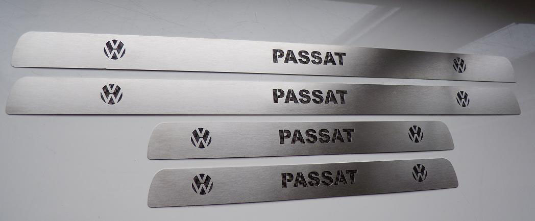 VW PASSAT B6 DOOR SILLS - Quality interior & exterior steel car accessories and auto parts