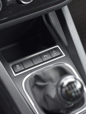 VW SCIROCCO CENTER BUTTONS COVER - Quality interior & exterior steel car accessories and auto parts