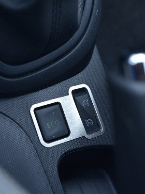 RENAULT CAPTUR CENTER BUTTONS COVER - Quality interior & exterior steel car accessories and auto parts