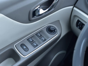 RENAULT CAPTUR DOOR CONTROL PANEL COVER - Quality interior & exterior steel car accessories and auto parts